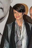 Aria Argento attends the Opening Ceremony of the 7th Film Festival Lumiere on October 12, 2015 in Lyon, France.