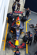 Max Verstappen during Formula One testing at Circuit de Catalunya, Barcelona<br /> Picture by EXPA Pictures/Focus Images Ltd 07814482222<br /> 02/03/2017<br /> *** UK &amp; IRELAND ONLY ***<br /> EXPA-EIB-170302-0482.jpg