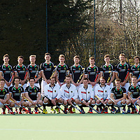 150318 Germany v Great Britain men