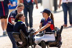 Trunnell Roxanne, USA, Dolton<br /> World Equestrian Games - Tryon 2018<br /> © Hippo Foto - Sharon Vandeput<br /> 19/09/2018