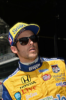 Marco Andretti, Indianapolis 500, Indianapolis Motor Speedway, Indianapolis, IN USA 5/25/2014