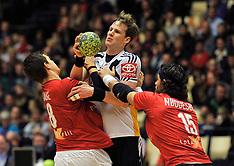 20120406 Danmark - Tyskland, Håndboldlandskamp herrer