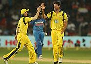 Cricket - India v Australia 1st ODI Pune