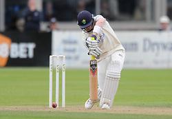 James Rudolph of Glamorgan - Mandatory byline: Dougie Allward/JMP - 07966386802 - 24/09/2015 - Cricket - County Ground -Bristol,England - Gloucestershire CCC v Glamorgan CCC - LV=County Championship - Division Two - Day Three