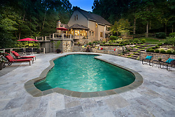 1102 Peppertree exterior landscape with pool
