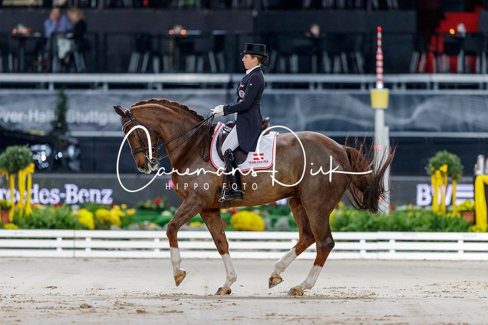 Neumayer Astrid, AUT, Sir Simon 12<br /> Stuttgart - German Masters 2019<br /> © Hippo Foto - Stefan Lafrentz