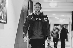 Josh Brownhill of Bristol City arrives at Ashton Gate Stadium prior to kick off - Mandatory by-line: Ryan Hiscott/JMP - 09/04/2019 - FOOTBALL - Ashton Gate Stadium - Bristol, England - Bristol City v West Bromwich Albion - Sky Bet Championship