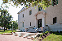 Interior or Exterior image of the museum in Preble Hall at the United State Naval Academy
