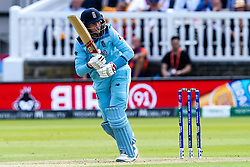 Joe Root of England - Mandatory by-line: Robbie Stephenson/JMP - 14/07/2019 - CRICKET - Lords - London, England - England v New Zealand - ICC Cricket World Cup 2019 - Final