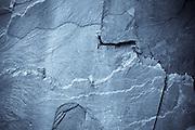 Quarry, stone, detail and colours, Slate, Borrowdale, Lake District, Cumbria, UK