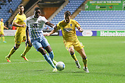 AFC Wimbledon midfielder Jake Reeves (8) during the EFL Sky Bet League 1 match between Coventry City and AFC Wimbledon at the Ricoh Arena, Coventry, England on 28 September 2016. Photo by Stuart Butcher.