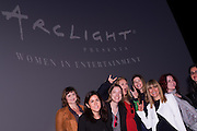 Director Catherine Hardwicke with conference guests