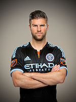 New York City Football Club player Chris Wingert.
