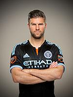 New York City Football Club player Chris Wingert.