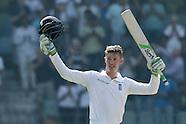Cricket - India v England 4th Test Day 1 at Mumbai