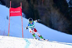 SCHMIDT Bigna, LW5/7-3, SUI at the World ParaAlpine World Cup Veysonnaz, Switzerland