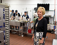 Meals On Wheels director Dianna Young at Horizons, 819 5th Street SE in Cedar Rapids on Wednesday morning, June 1, 2011.