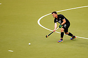 Shea McAleese of the Black Sticks at the Black Sticks v Canada third test. Lloyd Elsmore Park, Auckland. 20 October 2018. Copyright photo: Alisha Lovrich / www.photosport.nz. Copyright photo: Alisha Lovrich / www.photosport.nz