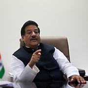 Chief Minister Prithviraj Chavan for Tehelka