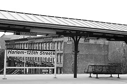 125th Street Train Station