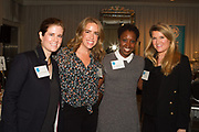 Cynthia Wallingford, Meri Barnes, Amber Hill, Kate Long