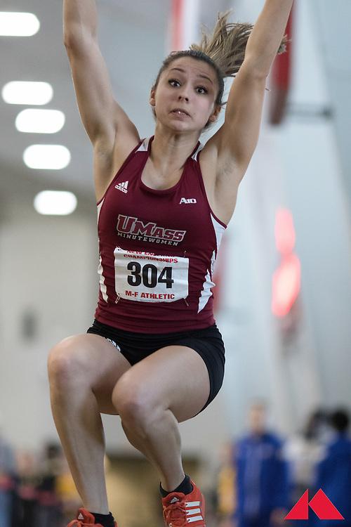 UMass, long jump UMass Amherst,