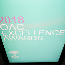 OAC Excellence Awards VIC 2018