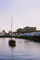 Grand Canal Dock Dublin Ireland