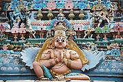 Ranganathaswamy,Classic temple ,sculptures, horizontal,colorful ,