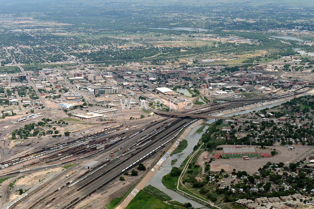 Pueblo, Colorado. Arkansas River. Aug 2014. 810499