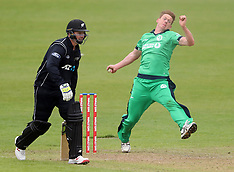 Ireland v New Zealand ODI, Malahide, 21 May 2017