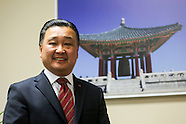 Chong Guk Kum, President and CEO of Hanmi Bank.
