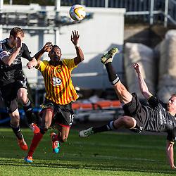 Partick Thistle v Aberdeen | Scottish Premiership | 23 November 2014