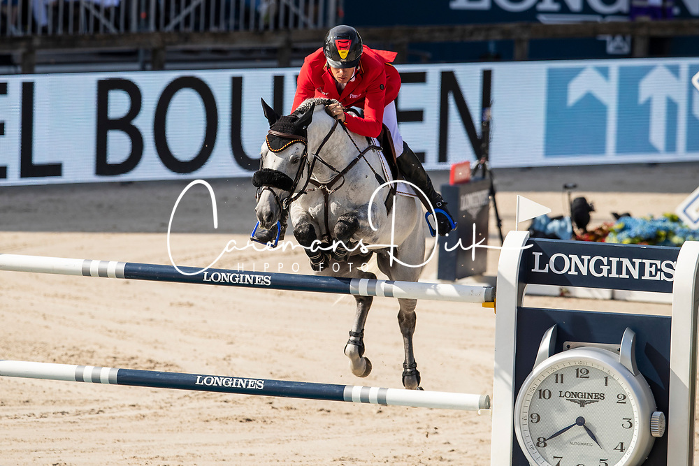 Ducoffre Jenny<br /> European Championship Jumping<br /> Rotterdam 2019<br /> © Hippo Foto - Dirk Caremans