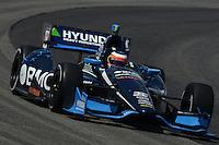Rubens Barrichello, Milwaukee IndyFest, Milwaukee Mile, West Allis, WI 06/16/12
