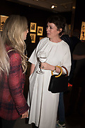 JESSICA COLEMAN, OLIVIA COLEMAN, Preview evening  in support of The Eve Appeal, a charity dedicated to protecting women from gynaecological cancers. Bonhams Knightsbridge, Montpelier St. London. 29 April 2019