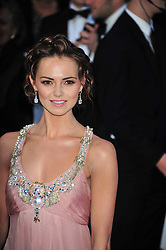 © licensed to London News Pictures. London, UK  22/05/11 Kara Tointon  attends the BAFTA Television Awards at The Grosvenor Hotel in London . Please see special instructions for usage rates. Photo credit should read AlanRoxborough/LNP