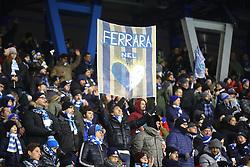 """Foto /Filippo Rubin<br /> 26/12/2018 Ferrara (Italia)<br /> Sport Calcio<br /> Spal - Udinese - Campionato di calcio Serie A 2018/2019 - Stadio """"Paolo Mazza""""<br /> Nella foto: I TIFOSI DELLA SPAL<br /> <br /> Photo /Filippo Rubin<br /> December 26, 2018 Ferrara (Italy)<br /> Sport Soccer<br /> Spal vs Udinese - Italian Football Championship League A 2018/2019 - """"Paolo Mazza"""" Stadium <br /> In the pic: SPAL SUPPORTERS"""