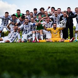 20200609: SLO, Football - Polfinale Pokala Slovenije 2019/20, NS Mura vs NK Aluminij