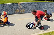 2008 Big Wheel Race.Cleveland, OH