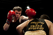 Sheffield VARSITY 2015 Boxing