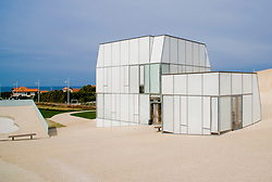 Cité de l´Océan et du Surf. Biarritz. Steven Holl Architect