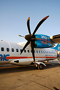 Arkia Airlines ATR 72-212A(500) Propellor aeroplane