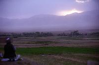 On the road to Kandahar travelers perform SALAH, the  pillar of DIN