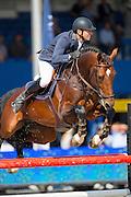 Koen Vereecke - Jaro van Donkhoeve<br /> FEI World Breeding Jumping Championships for Young Horses 2016<br /> © DigiShots