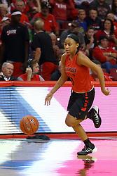 07 October 2016: Zakiya Beckles. Illinois State University Women's Redbird Basketball team during Hoopfest at Redbird Arena in Normal Illinois.