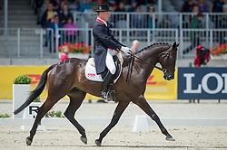 Townend Oliver (GBR) - Black Tie <br /> CCI4*  Luhmuhlen 2014 <br /> © Hippo Foto - Jon Stroud