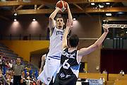 LIGNANO SABBIADORO, 08 LUGLIO 2015<br /> BASKET, EUROPEO MASCHILE UNDER 20<br /> ITALIA-BOSNIA ERZEGOVINA<br /> NELLA FOTO: Alessandro Spatti<br /> FOTO FIBA EUROPE/CASTORIA