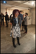 PEARL LAM, KALEIDOSCOPE edition by  Yinka Shonibare-MBE  studio launch, Multiple Store,  Dalston,  2 October 2014.