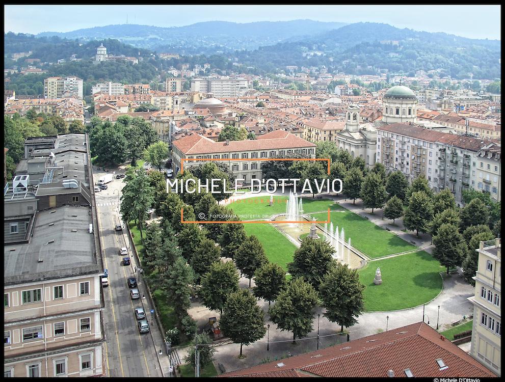 Torino aiuola balbo